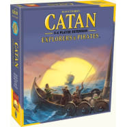 Catan: Explorers & Pirates 5-6 Player Extension 5th Edition Thumb Nail