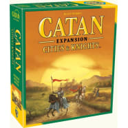 Catan: Cities & Knights Expansion 5th Edition Thumb Nail