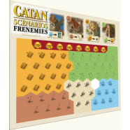 Catan Scenarios: Frenemies of Catan Thumb Nail