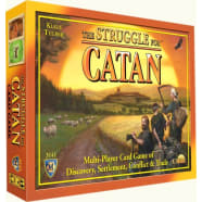 Catan: Struggle for Catan Card Game Thumb Nail