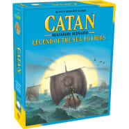 Catan: Legend of the Sea Robbers Expansion Thumb Nail