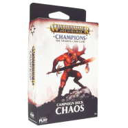 Warhammer Age of Sigmar: Campaign Deck - Chaos Thumb Nail