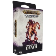Warhammer Age of Sigmar: Campaign Deck - Death Thumb Nail