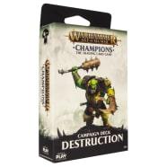 Warhammer Age of Sigmar: Campaign Deck - Destruction Thumb Nail
