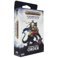 Warhammer Age of Sigmar: Campaign Deck - Order Thumb Nail