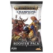 Warhammer Age of Sigmar: Champions Booster Pack Thumb Nail