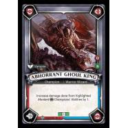 Warhammer champions age of sigmar Black Hunger