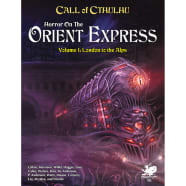 Call of Cthulhu: Horror on the Orient Express (7th Edition) Thumb Nail