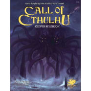 Call of Cthulhu 7th Edition (Core) Keeper Rulebook Thumb Nail