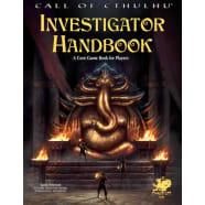 Call of Cthulhu: Investigator's Handbook Thumb Nail