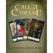 Call of Cthulhu: Keeper's Decks 7th Edition Thumb Nail