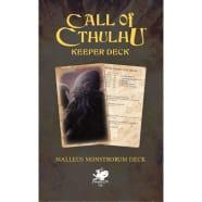 Call of Cthulhu: Malleus Monstrorum Keeper Deck Thumb Nail