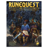 RuneQuest: Roleplaying in Glorantha Core Rulebook Thumb Nail