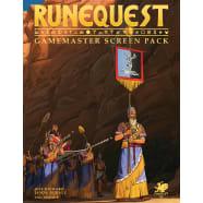 RuneQuest: Gamemaster Screen Pack Thumb Nail