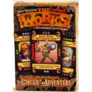 Girl Genius: The Works - Master Payne's Circus of Adventure Thumb Nail