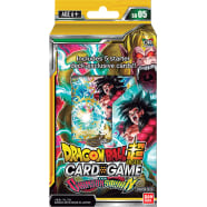 Dragon Ball Super TCG - The Crimson Saiyan - Starter Deck Thumb Nail