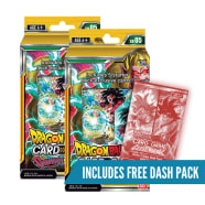 Dragon Ball Super TCG - The Crimson Saiyan (2 Starter Decks) Thumb Nail