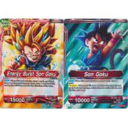 Energy Burst Son Goku / Son Goku Thumb Nail