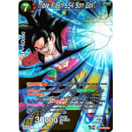 Triple Flash SS4 Son Goku Thumb Nail