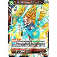 Untapped Power SS3 Son Goku Thumb Nail
