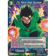City Patrol Great Saiyaman Thumb Nail