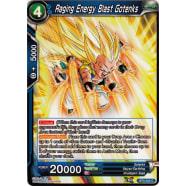 Raging Energy Blast Gotenks Thumb Nail