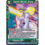 Adonic Warrior Angila Thumb Nail