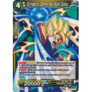 Dynasty Deferred Son Goku Thumb Nail