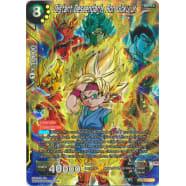 Distant Descendant, Son Goku Jr. Thumb Nail