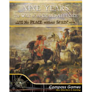 Nine Years: War Of The Grand Alliance 1688-1697 Thumb Nail
