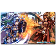 Cool Stuff Games Red/Blue Fantasy Play Mat Thumb Nail