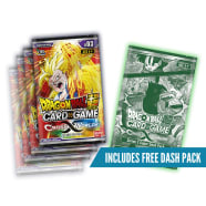 Dragon Ball Super TCG - Cross Worlds - 12 Booster Packs Thumb Nail