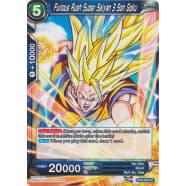 Furious Rush Super Saiyan 3 Son Goku Thumb Nail