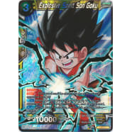 Explosive Spirit Son Goku Thumb Nail