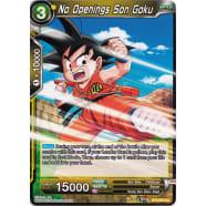 No Openings Son Goku Thumb Nail