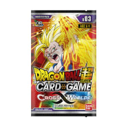 Dragon Ball Super TCG - Cross Worlds - Booster Pack Thumb Nail