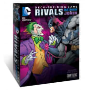 DC Comics DeckBuilding Game: RIVALS Batman vs The Joker Thumb Nail