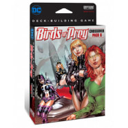 DC Comics DeckBuilding Game Crossover Pack 6: Birds of Prey Thumb Nail