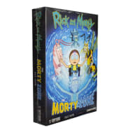 Rick and Morty: The Morty Zone Dice Game Thumb Nail