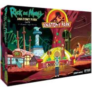 Rick and Morty: Anatomy Park Game Thumb Nail