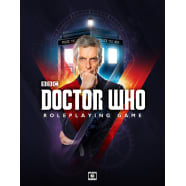 Doctor Who: Roleplaying Game Core Rules Thumb Nail