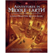 Adventures in Middle-Earth: Lonely Mountain Region Guide (D&D 5th Edition) Thumb Nail