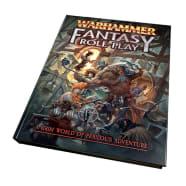 Warhammer Fantasy RPG: 4th Edition Rulebook Thumb Nail
