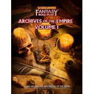 Warhammer Fantasy RPG: Archives of the Empire Vol. 1 Thumb Nail