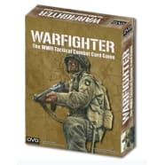 Warfighter The WWII Tactical Combat Card Game Thumb Nail