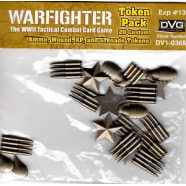 Warfighter WWII Expansion 13: Metal Tokens Thumb Nail