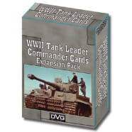 Tiger Leader & Sherman Leader Enemy Commander Cards Thumb Nail