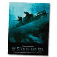 By Stealth and Sea: Companion Book Thumb Nail