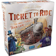 Ticket To Ride: 15th Anniversary Edition Thumb Nail