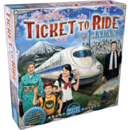 Ticket to Ride: Japan and Italy Expansion Map Collection 7 Thumb Nail